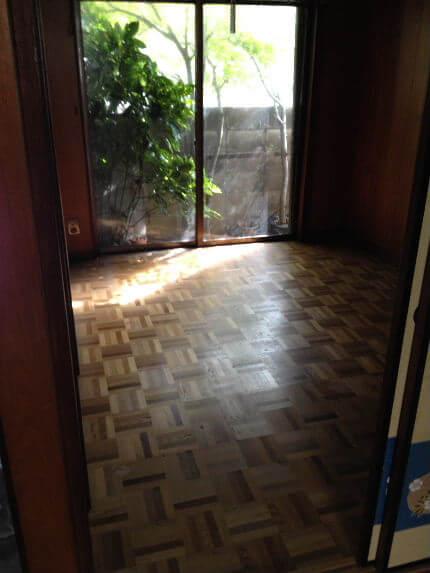 A玄関左部屋1
