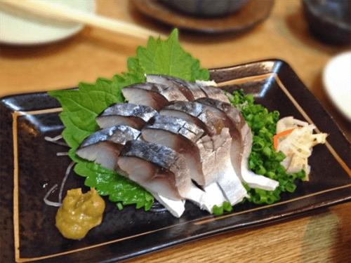 サバ、イワシ、サンマなどが青魚にはDHAがたっぷり